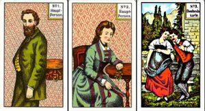 Tarot Gitano de 36 cartas